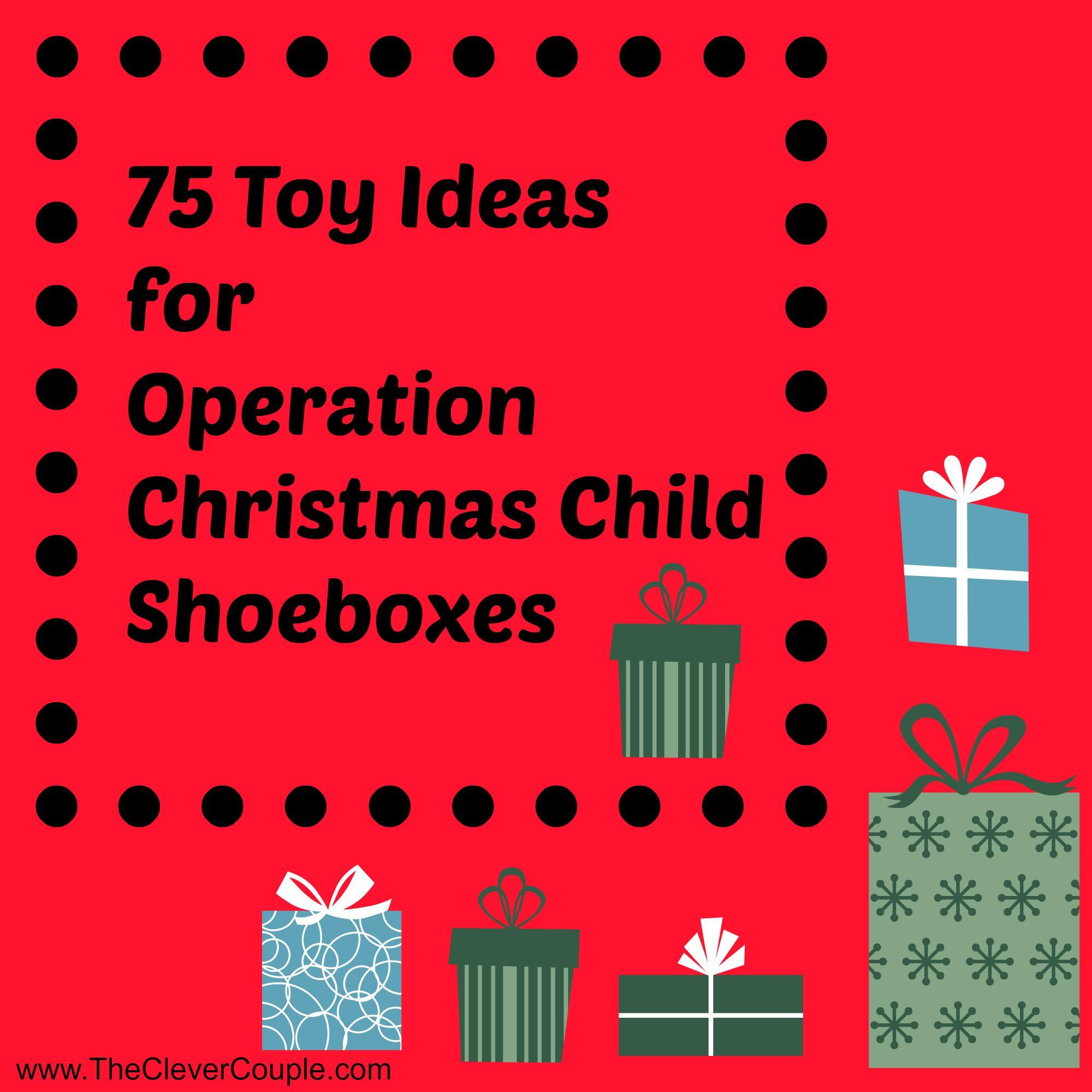 Christmas Donation Ideas